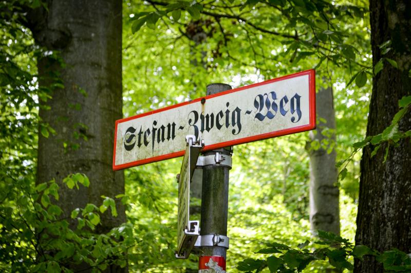 Bild: Stefan Zweig Weg