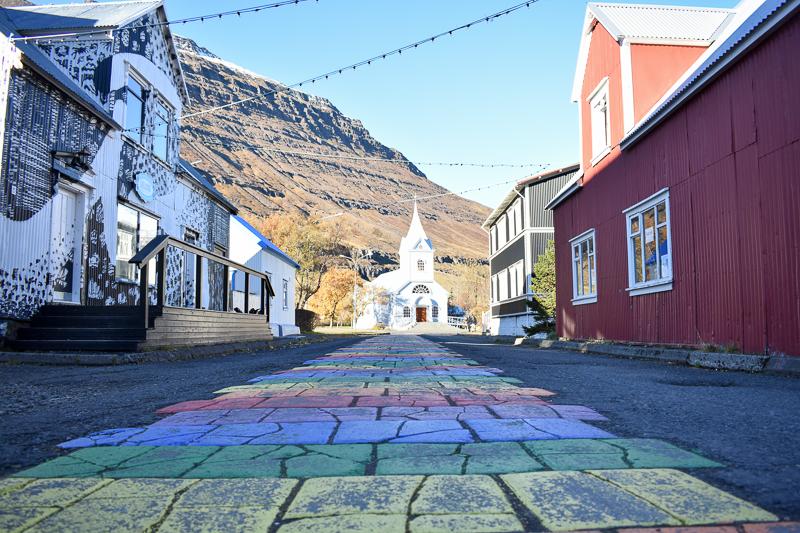 Rainbowroad to Church