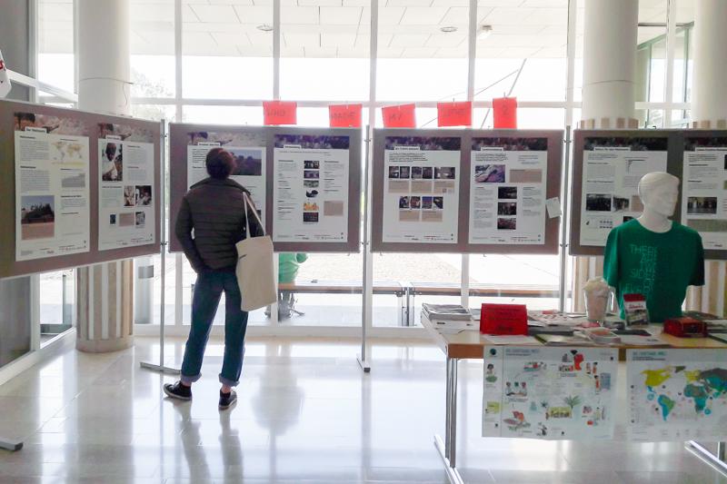 Ausstellung Green WG