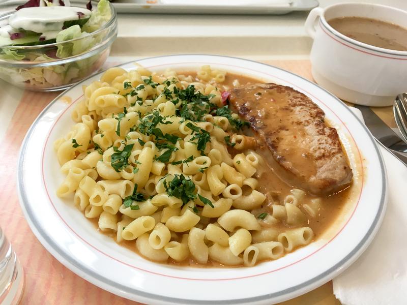 NAWI Menü