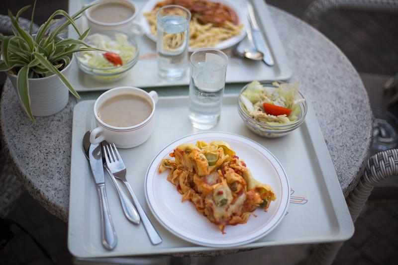 Mittagsmenü