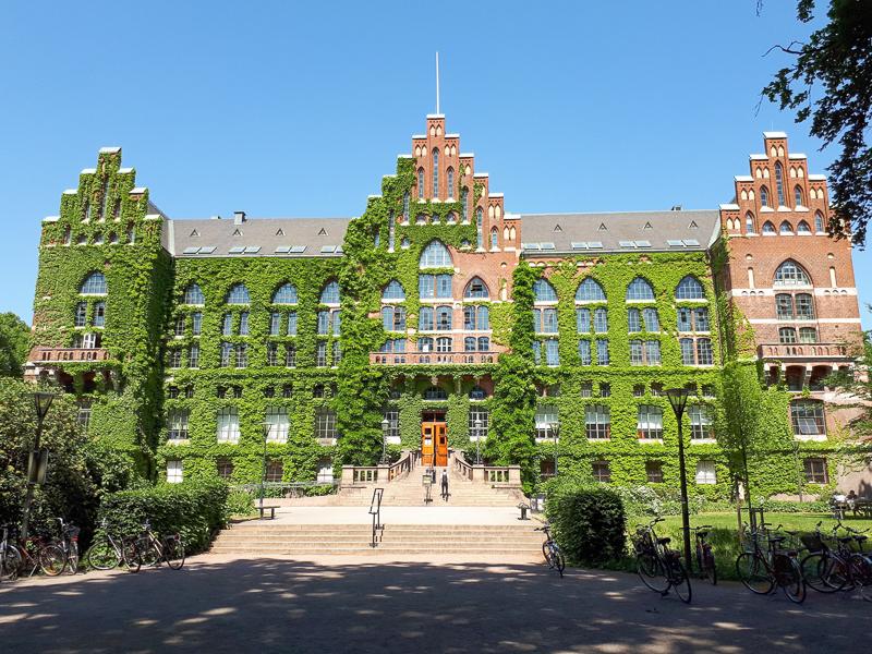 Foto: schwedische Uni