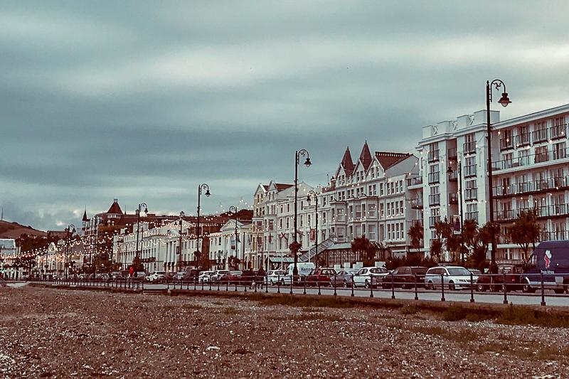 Küstenstadt