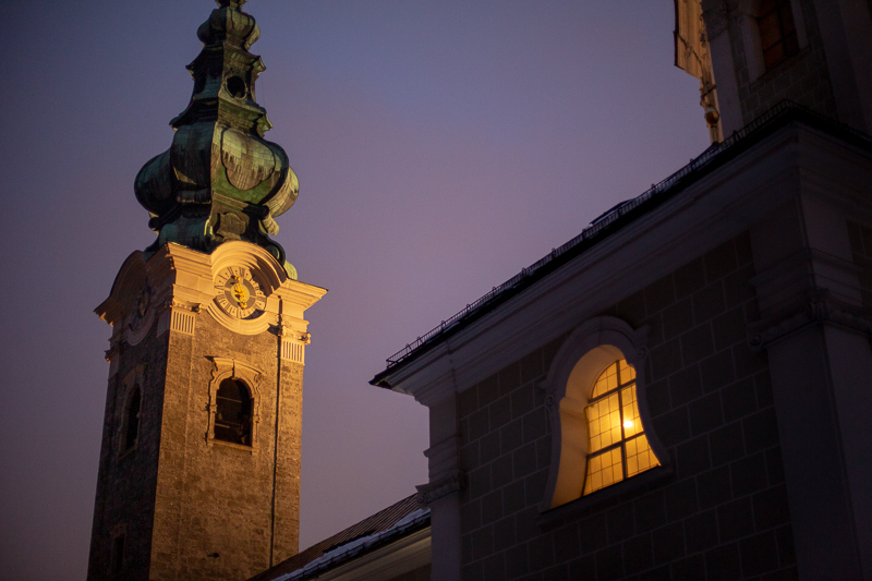 Kirchturm von St. Peter