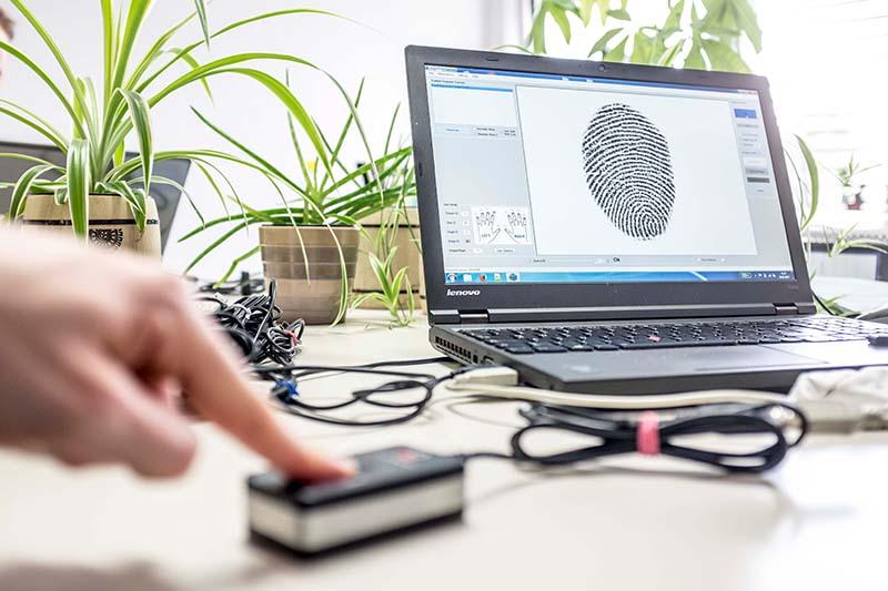 Biometrie Informatik
