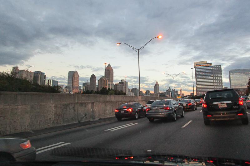 Rush Hour in Atlanta
