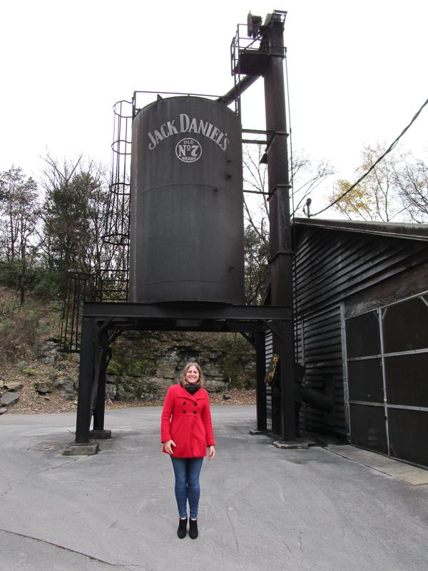 JAck Daniels in Tennessee