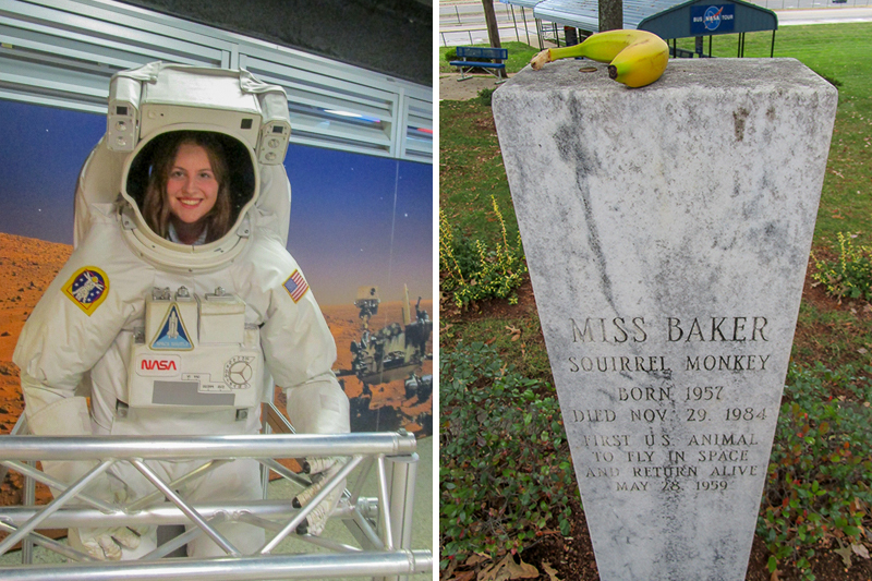 Impressions of the US Space and Rocket Center