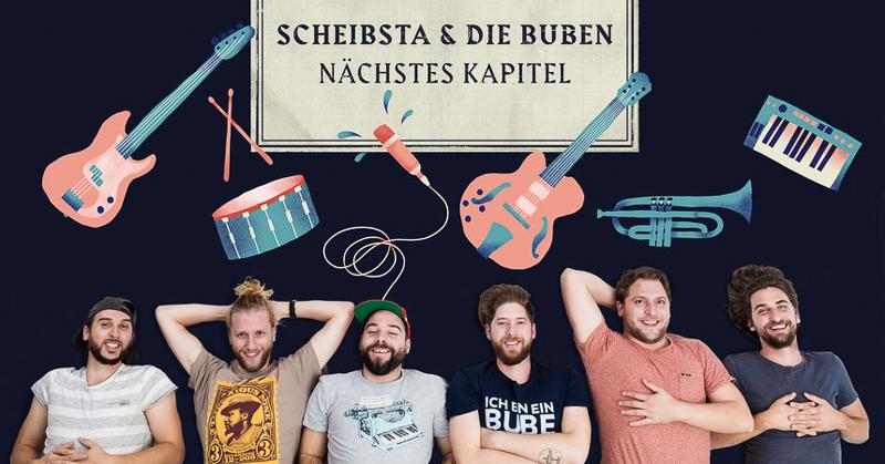 """Cover des neues Albums """"Nächstes Kapitel"""""""