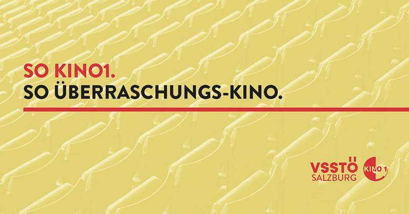 Banner des Überraschungskinos
