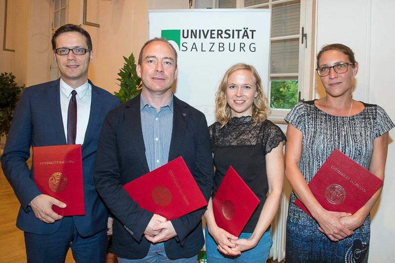 Der Tag der Universität Preisträger