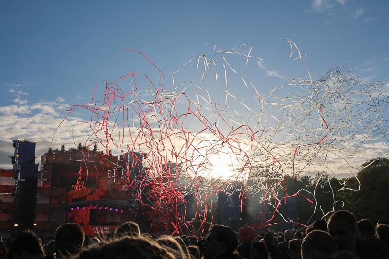 Konfetti Kingsland Festival