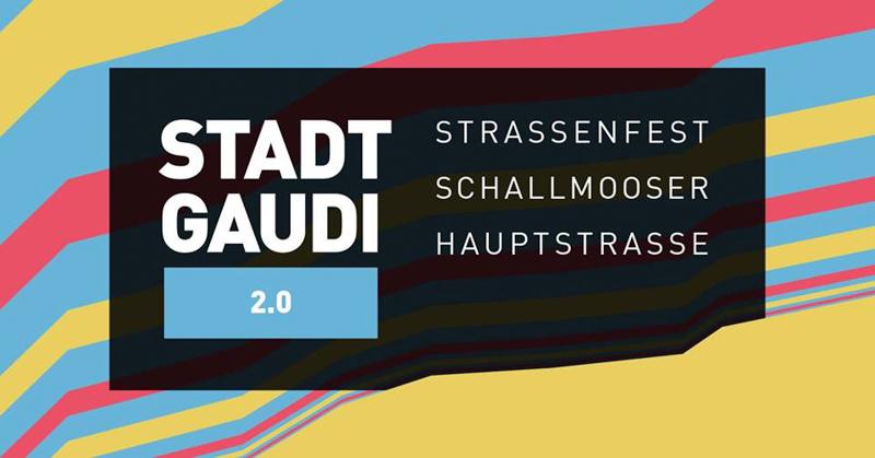 Feiern im Juni: Stadtgaudi 2.0