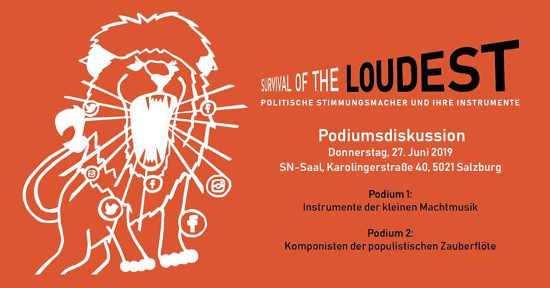 Events im Juni: Survival of the Loudest