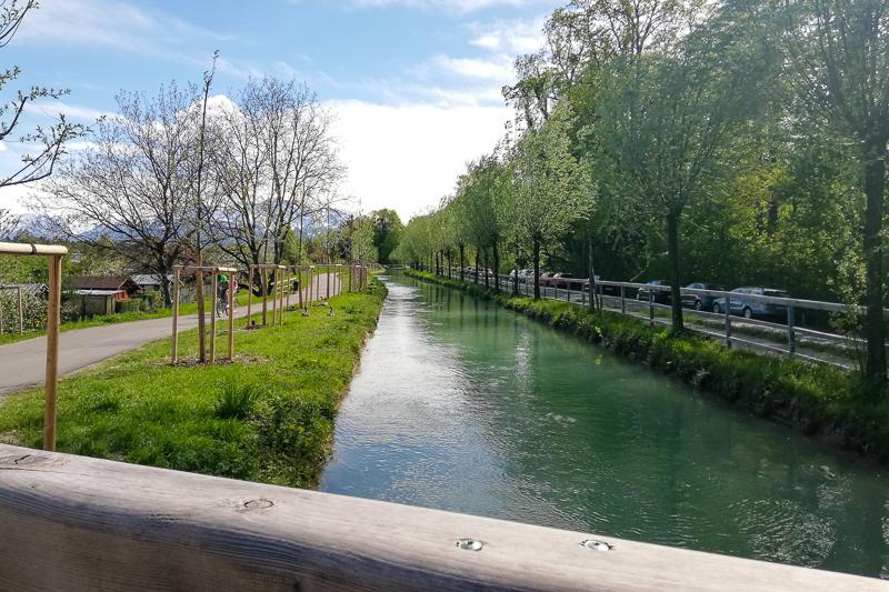 Almkanal Salzburg