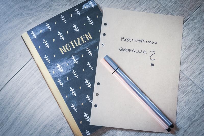 Lernen Notizheft