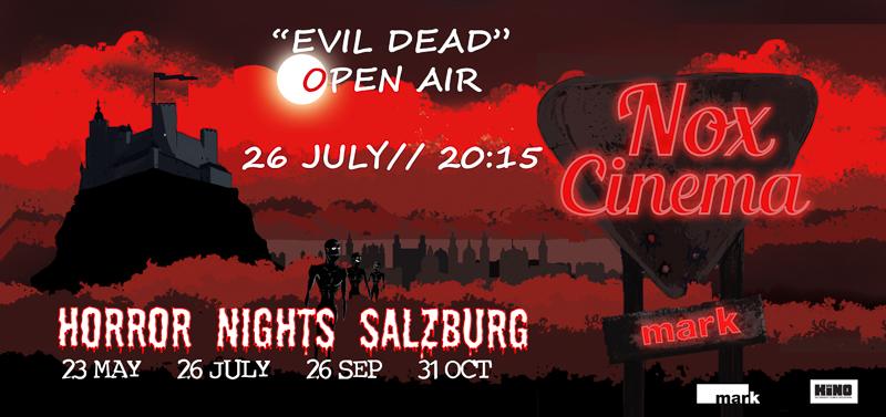 Open-Air-Kino: Evil Dead
