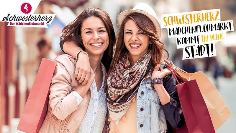 Schwesterherz Mädchenflohmarkt