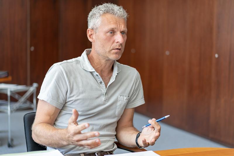 Gerichtsmedizin Interview Fachbereichsleiter Univ.Prof. Dr.med. Fabio C. Monticelli