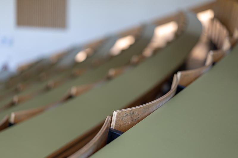Gerichtsmedizin Hörsaal