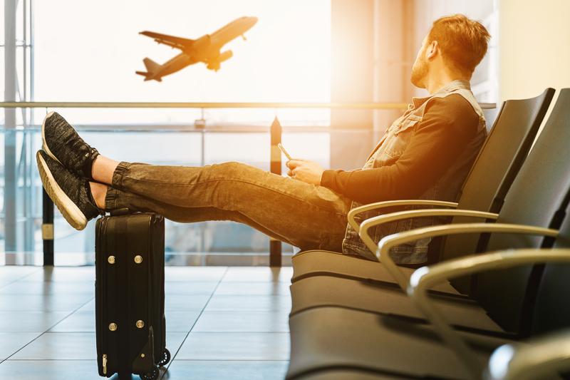 Auslandsstudium Airport