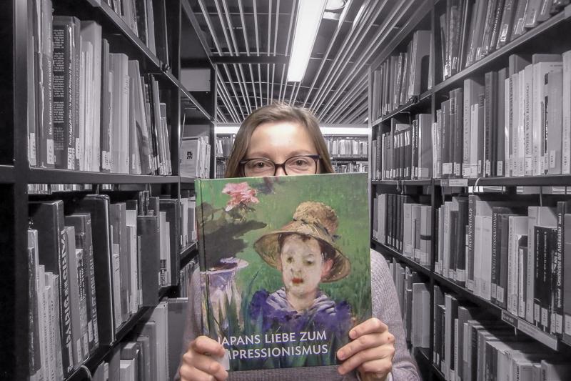 Auslandsstudium Joanna Unipark Bibliothek