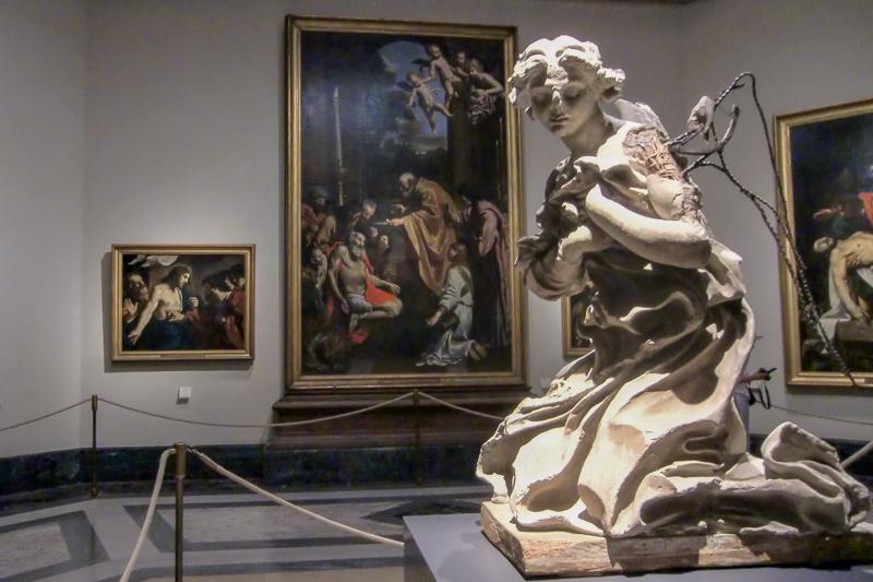 Do's and Dont's für die Italienreise: Ein Innenraum der Vatikanischen Museen