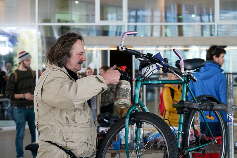 Radfahren PLUS-Radservice Tag