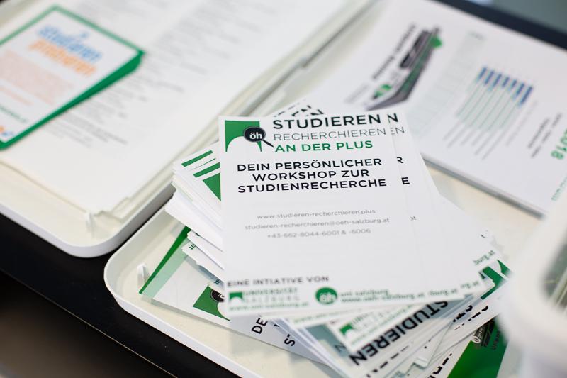 ÖH Beratungszentrum Uni Salzburg Studieren Recherchieren