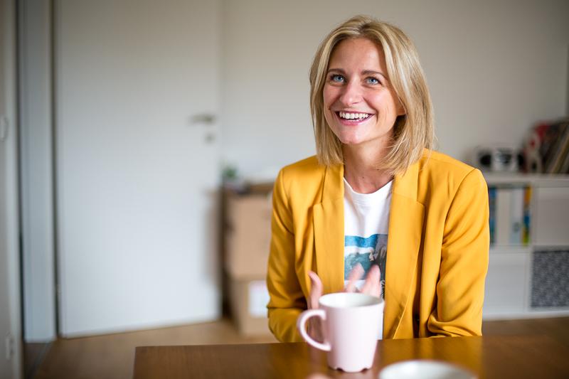 Interview Chefredakteurin Julia Hettegger