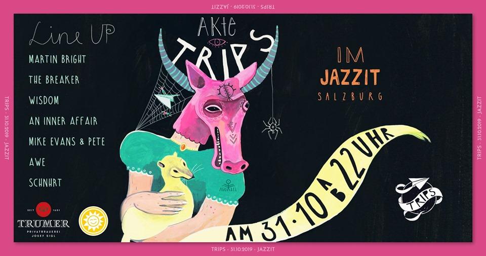Arkte Trips im Jazzit