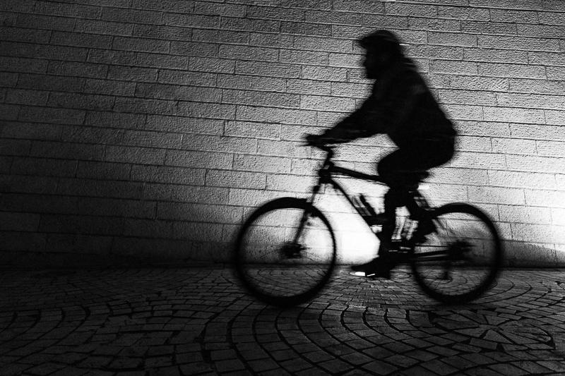 Radfahren Sicherheit