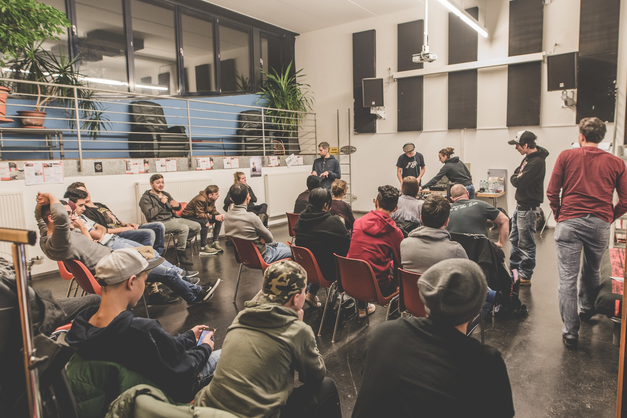 Rockhouse DJ Workshop