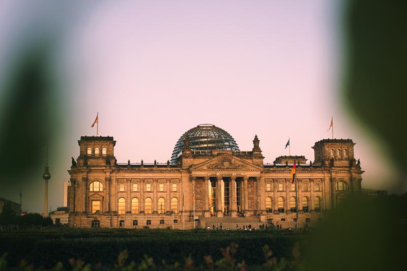 PPÖ Studium Praktikum Bundestag