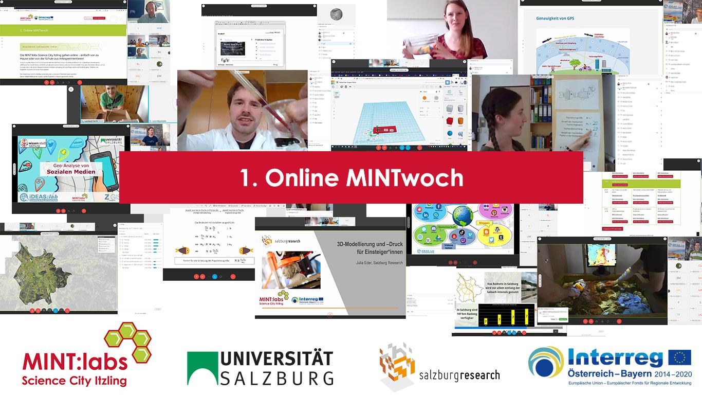 Online MINTwoch