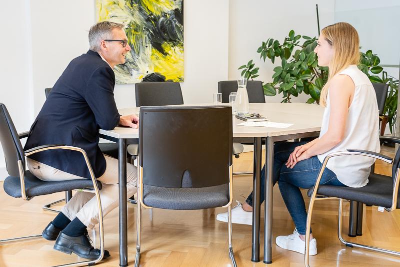 Vizerektor Weichbold im Interview