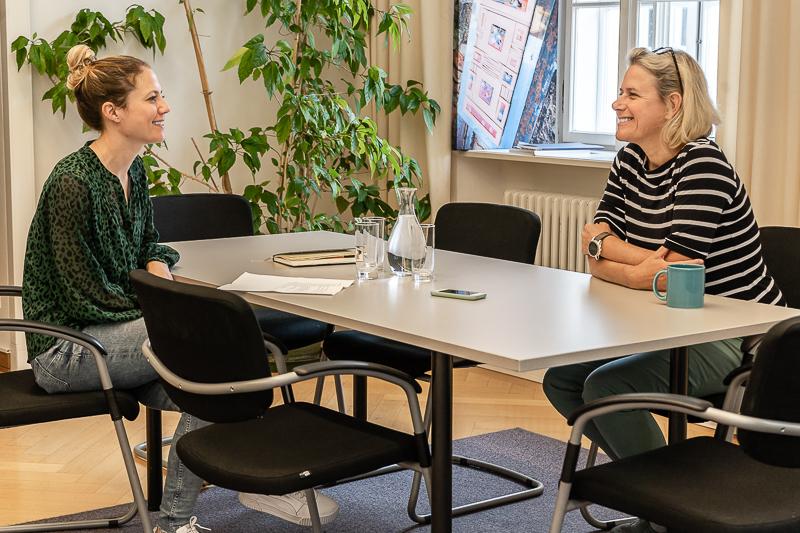 Vizerektorin Nicola Hüsing im Interview
