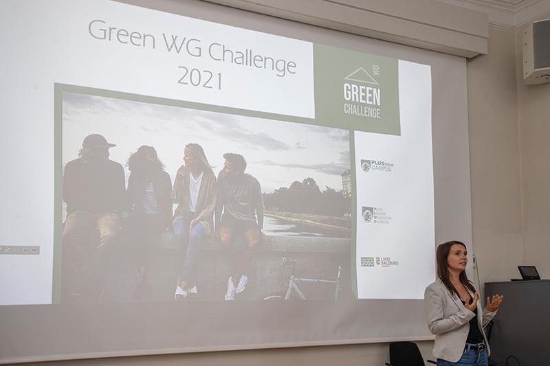 Green WG Challenge Uni Salzburg