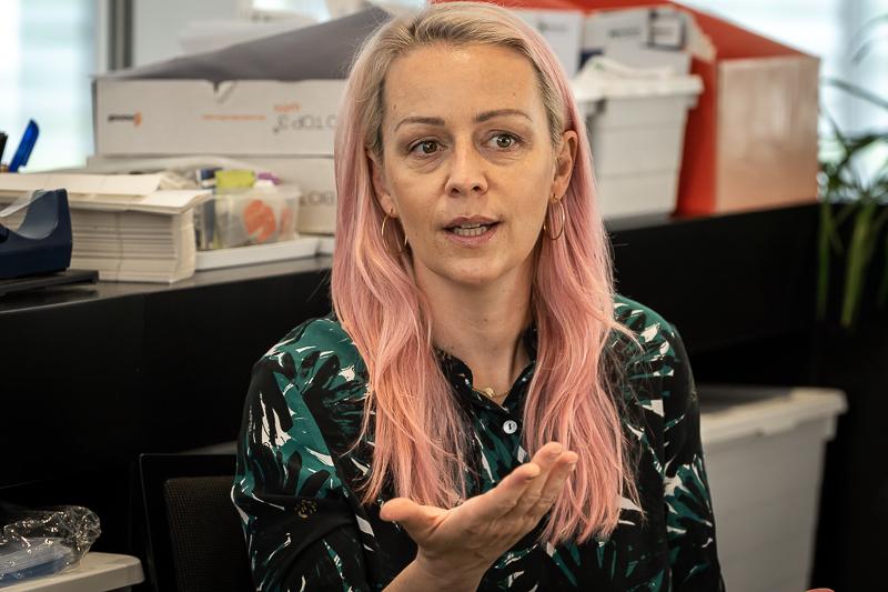Christine Steger vom Verein H.A.U.S im Interview